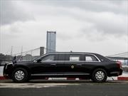 Cadillac One, la flamante adquisición de Donald Trump