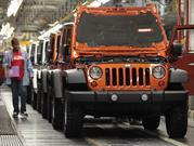 Jeep producirá 2 millones de vehículos en 2018