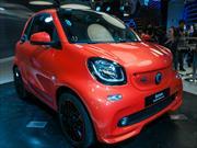 Aumenta la potencia del smart Brabus para Beijing