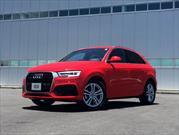 Audi Q3 2016 llega a México desde $471,900 pesos