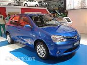 Toyota Etios debuta en el Salón de Sao Paulo