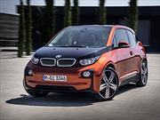BMW presenta al i3, su primer auto eléctrico