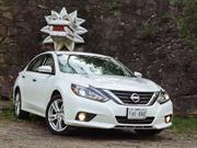 Nissan Altima 2017 a prueba