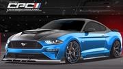 Mustang GT Fastback mejora en manos de California Pony Cars