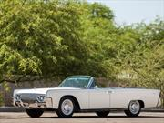 Lincoln Continental de Jackie Kennedy se subasta