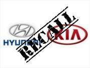 Recall de Kia a más de 500,000 vehículos
