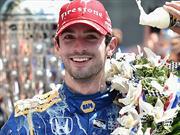 Alexander Rossi triunfa en la edición 100 de las 500 Millas de Indianápolis