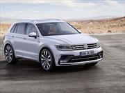 Volkswagen Tiguan 2017 se alista para el IAA 2015