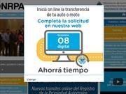 Buenas Noticias: El formulario 08 ahora se puede hacer on-line