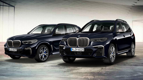BMW X5 y X7 M50d Final Edition: La despedida