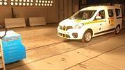 Renault Kangoo, a prueba por LatinNCAP