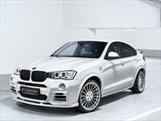 BMW X4 por Hamann Motorsport, perfección integral