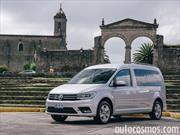 Manejamos el Volkswagen Caddy 2016