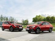 Renault Logan Stepway debutará en Brasil