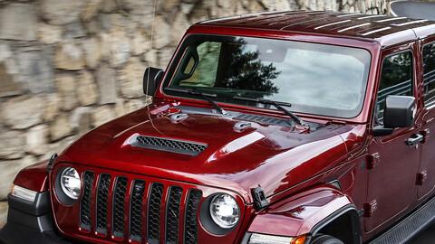 Jeep ofrecerá parabrisas fabricados con Gorilla Glass para el Wrangler y el Gladiator