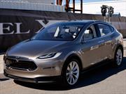 El Tesla Model X ya es una realidad