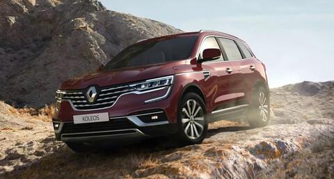 Nuevo Renault Koleos se lanza en Argentina