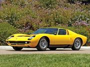 Lamborghini Miura cumple 50 años
