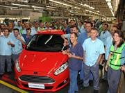 Ford Fiesta deja de producirse en Brasil