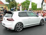 Volkswagen Golf GTI Clubsport, en conmemoración de los 40 años