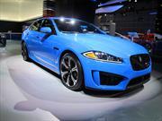 Jaguar XFR-S debuta en el Salón de Los Angeles