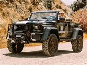 Mercedes-Benz Clase G by Jon Olsson, picante convertible
