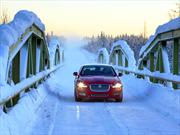 Jaguar XJ llega a la ciudad más fria del mundo