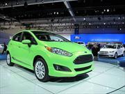 Ford Fiesta 2014 debuta en el Salón de los Ángeles