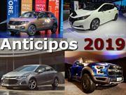 Adelantos 2019: Las novedades automotrices para Argentina