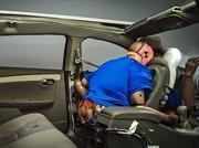Porqué es importante usar cinturón de seguridad en el asiento trasero