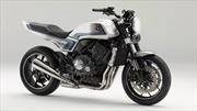 Honda CB-F Concept, la moto retro de gran rendimiento