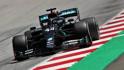 F1 2020 suma a Nürburgring, Imola y Portimão