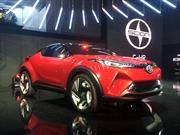 Scion C-HR Concept, un SUV radical