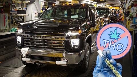 Armar de nuevo: GM se pone estricto con el uso de marihuana y se queda sin trabajadores