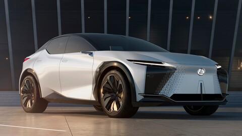 Lexus LF-Z Electrified Concept visualiza a los futuros modelos de la marca de lujo de Toyota