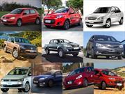 Top 10 los autos más vendidos en noviembre de 2015