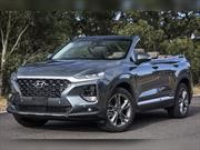 Hyundai Santa Fe Convertible ¿buena o mala idea?