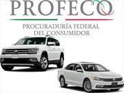 Volkswagen Teramont y Passat son llamados a revisión en México