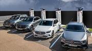 Mercedes-Benz nos adelanta cómo serán sus nuevos autos híbridos enchufables