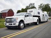 Ford F-Series Super Duty 2017 incorpora control crucero adaptativo