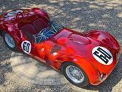 Se subastan dos exquisitos modelos clásicos de Maserati