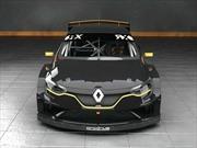 Prodrive prepara un Renault Megane RS para el mundial de Rally Cross