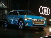 Audi e-tron 2020: Es revelado el primer vehículo eléctrico en California