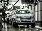 De fiesta: Ford festeja los 57 años de la planta de Pacheco