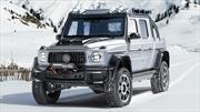 Brabus 800 Adventure XLP es un Clase G convertido en pickup y de paso con 800 hp