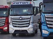 Foton renueva su linea de productos Auman con nuevos camiones Tracto