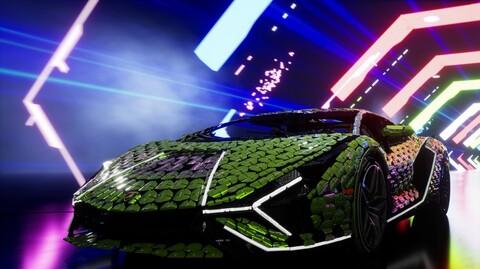 Ahora en escala real: así se ve el Lamborghini Sián FKP 37 de LEGO