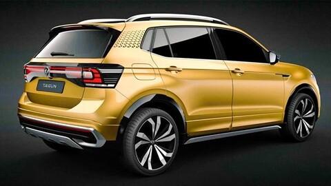 VW Gol, el sucesor podría ser un VW Polo Crossover Low Cost