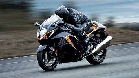 Suzuki Hayabusa 2021: una super moto capaz de llegar a 300 km por hora