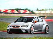 SEAT presenta al furioso León Cup Racer